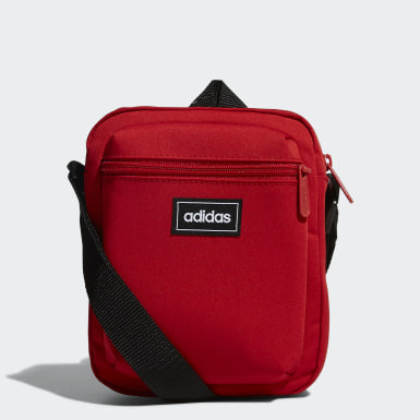 Sport Inspired Red Festival Bag