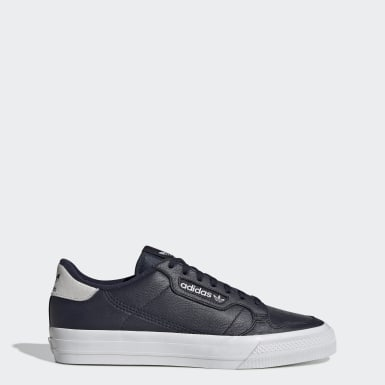 Continental Vulc Shoes Niebieski