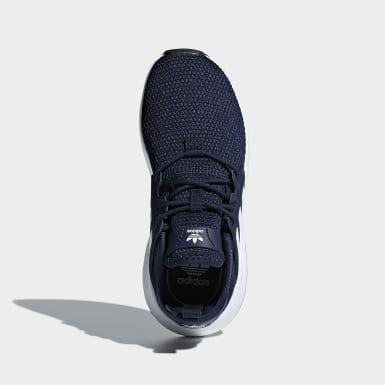 Kinderen Originals Blauw X_PLR Schoenen