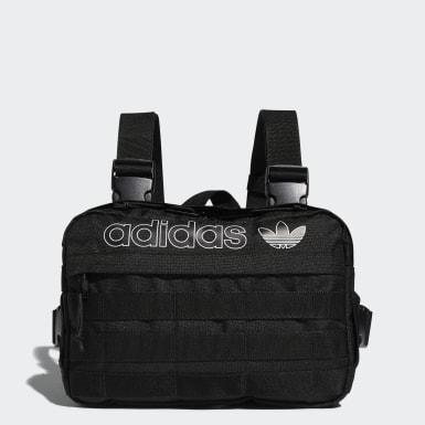 Originals Black Utility Chest Crossbody Bag
