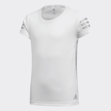 Camiseta Run Blanco Niño Training