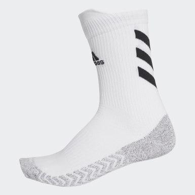 Tennis Hvid Alphaskin Traxion Crew sokker