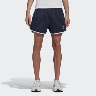 Men Originals Blue Human Made Run Shorts