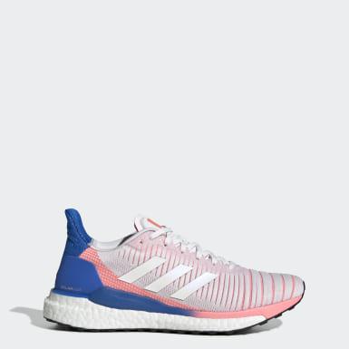 Frauen Running Solarglide 19 Schuh Weiß