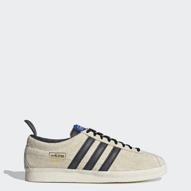 Originals Gazelle Vintage Schuh Weiß
