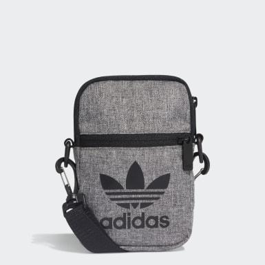 Originals Μαύρο Mélange Festival Bag