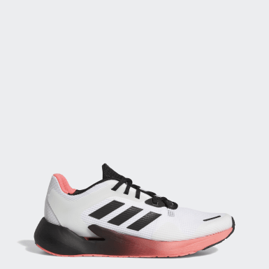 Men Running White Alphatorsion 360 Shoes