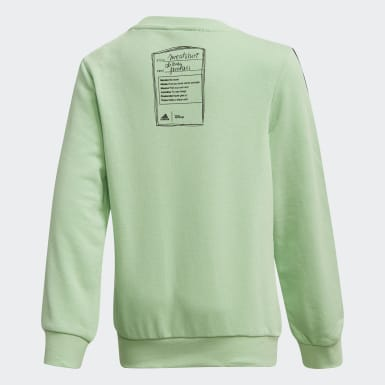Girls Sport Inspired Disney Crewneck Sweatshirt