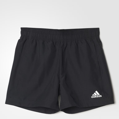 Boys Träning Svart Essentials Base Chelsea Shorts
