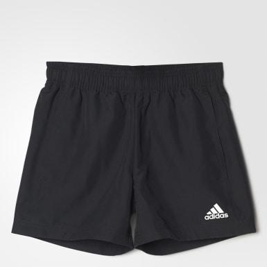 Shorts Essentials Base Chelsea Negro Niño Training