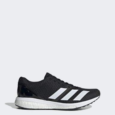 Women's Running Black Adizero Boston 8 Shoes