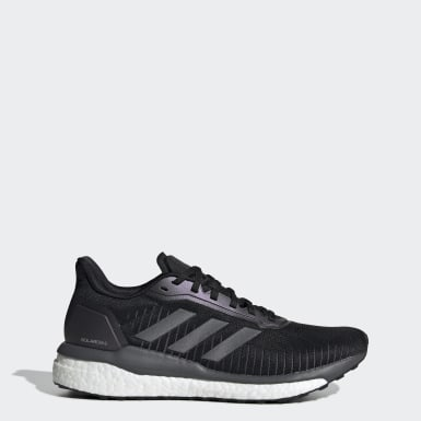 Sapatos Solar Drive 19 Preto Mulher Running