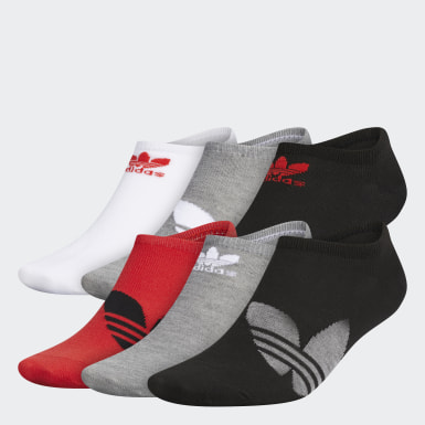 Trefoil Superlite No-Show Socks 6 Pairs