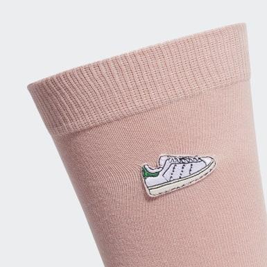 Originals Pink Stan Smith Socks