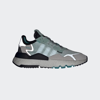 Youth Originals Turquoise Nite Jogger Shoes