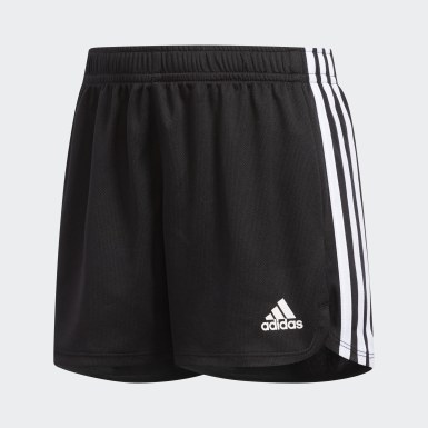 3-Stripes Mesh Shorts