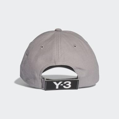 Y-3 Grey Y-3 CH1 Cap