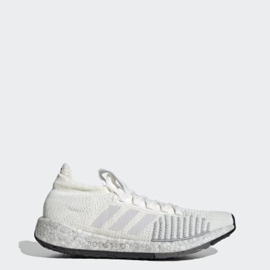 Männer Running Pulseboost HD Schuh Weiß