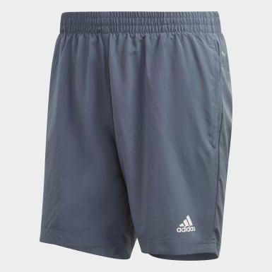 กางเกงขาสั้น Run It 3-Stripes PB
