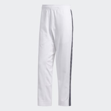 Men Originals White FA TKD Pants