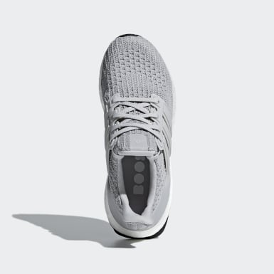Youth Running Grey Ultraboost Shoes