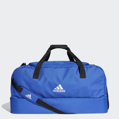 Training Tiro Duffelbag L Blau