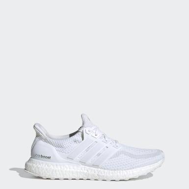 Men's Running White ULTRABOOST Shoes