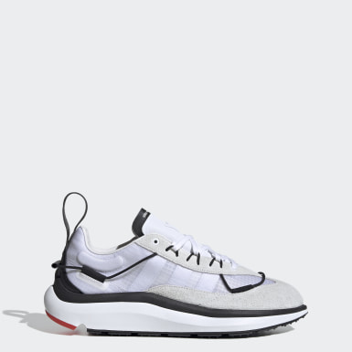 Y-3 White Y-3 Shiku Run