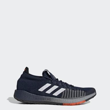 Heren Hardlopen Blauw Pulseboost HD Schoenen