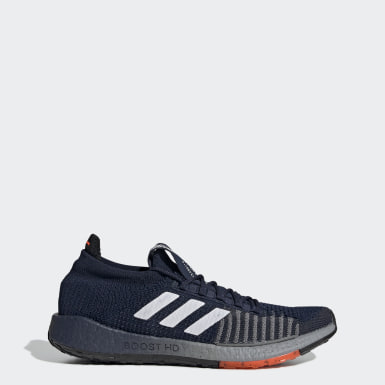 Sapatos Pulseboost HD Azul Homem Running