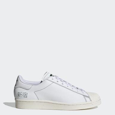 Chaussure Superstar Pure blanc Hommes Originals