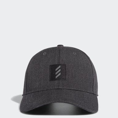 Men Golf Grey Adicross Low Twill Cap