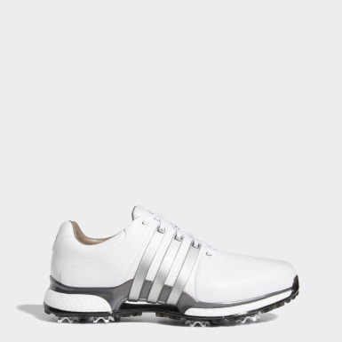 Golf White Tour360 XT Wide Shoes