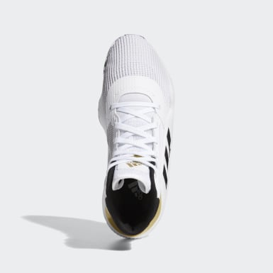 Men Basketball White Pro Bounce 2019 Shoes