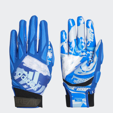 Football Blue Freak 4.0 Tidal Gloves