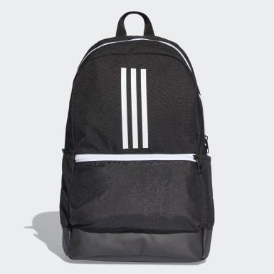 Training Black Classic 3-Stripes Backpack