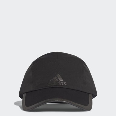 Running Black Climaproof Running Cap