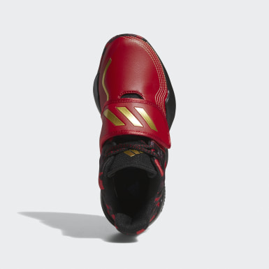Chaussure Pro Spark 2.0 Rouge Enfants Basketball
