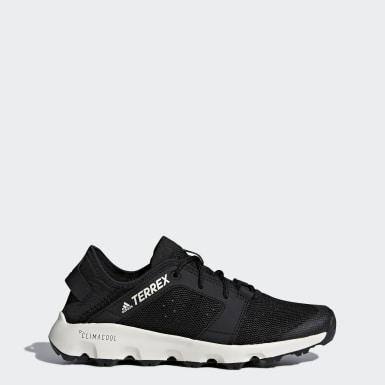 Women TERREX Black Terrex Voyager Sleek S.RY Water Shoes