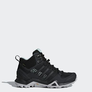 Women TERREX Black Terrex Swift R2 Mid GTX Shoes