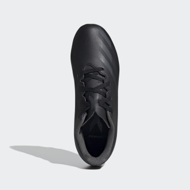 Chaussure X Ghosted.4 Multi-surfaces noir Enfants Soccer