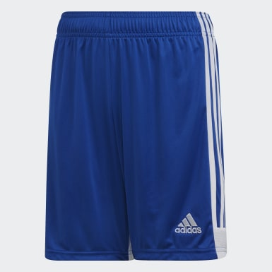 Youth 8-16 Years Training Blue Tastigo 19 Shorts