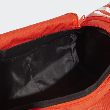 Saco Duffel Pequeno Convertível 3 Riscas