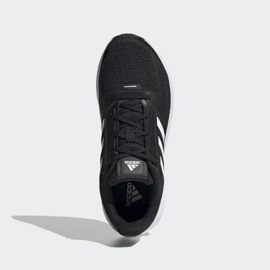 Women Running Black Run Falcon 2.0 Shoes