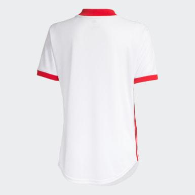 Camisa Internacional 2 Branco Mulher Futebol