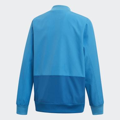 Παιδιά Ποδόσφαιρο Μπλε Real Madrid Presentation Jacket