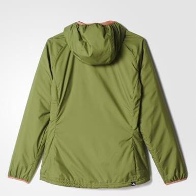 зеленый Куртка Alploft