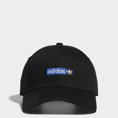 Men's Originals Black Escudo Two-Tone Snapback Hat