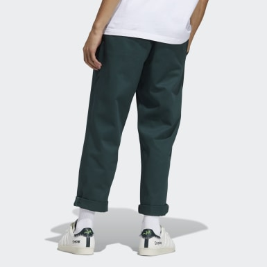 Pantalon Chino Jonah Hill vert Originals