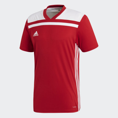 Maillot Regista 18 Rouge Hommes Football